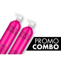 Tigi-Bed Head-Recharge high octane shine Shampoo + Conditioner 750 ml pack