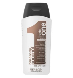 Revlon UniqOne All In One Coconut Conditioning Shampoo 300/1000 ml