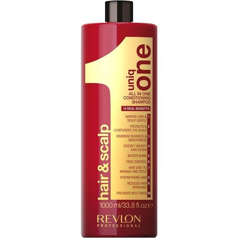 Revlon UniqOne All In One Conditioning Shampoo 1000ml