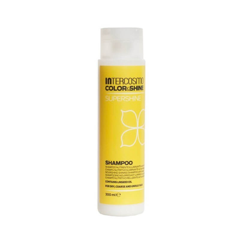 Intercosmo Color & Shine Supershine Shampoo 300 ml