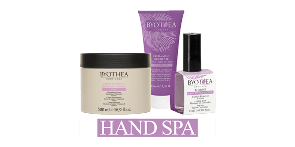 Body Care - Hand Spa