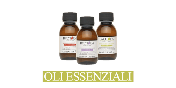 Body Care - Oli Essenziali