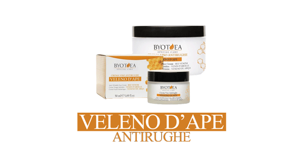 Luxury & Special Care - Veleno D'Ape Antirughe