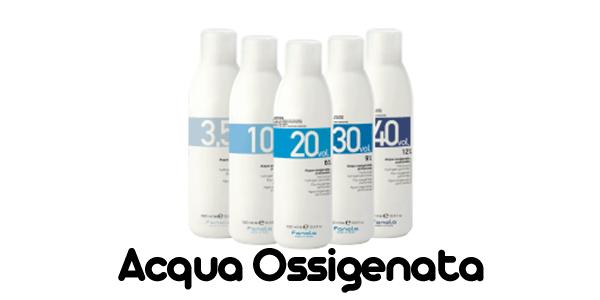 Ossigeni e Attivatori Fanola